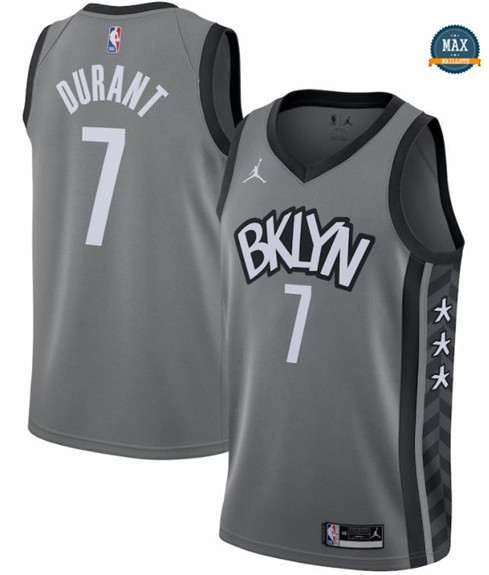 Max Maillots Kevin Durant, Brooklyn Nets 2020/21 - Statement