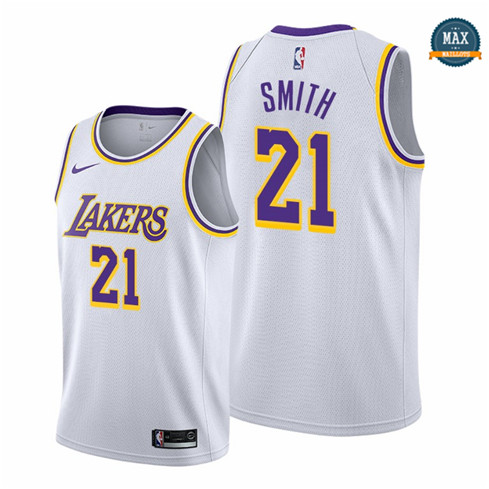 Max Maillots J. R. Smith, Los Angeles Lakers - Association