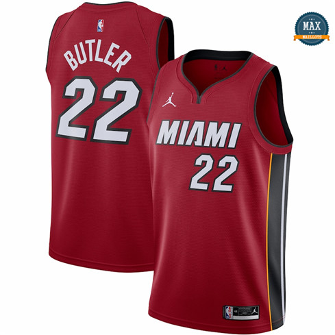 Max Maillots Jimmy Butler, Miami Heat 2020/21 - Statement