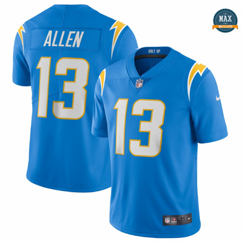Max Maillots Keenan Allen, Los Angeles Chargers - Blue