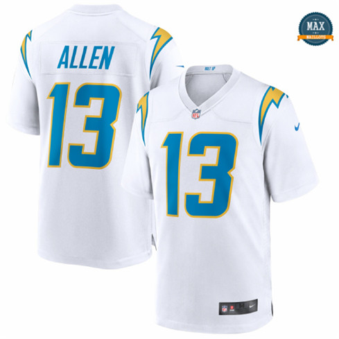 Max Maillots Keenan Allen, Los Angeles Chargers - White