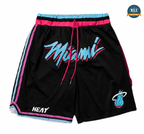 Max Maillots Shorts Miami Heat - Vice City Edition