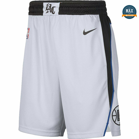 Max Maillots Shorts Los Angeles Clippers - City Edition