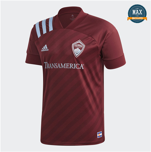 Max Maillot Colorado Rapids Domicile 2020/21