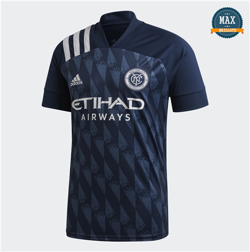 Max Maillot New York City FC Exterieur 2020/21