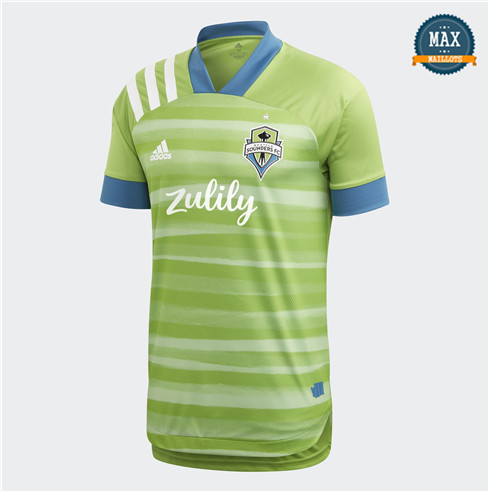 Max Maillot Seattle Sounders Domicile 2020/21