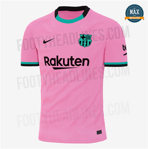 Max Maillot Barcelone Third 2020/21