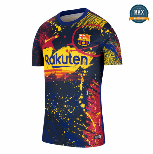 Max Maillot Barcelone 2019/20 training