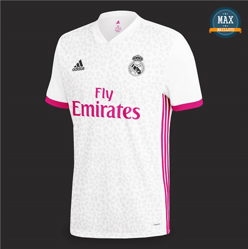 Max Maillot Real Madrid Domicile 2020/21