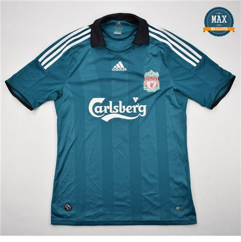 Max Maillot Liverpool Exterieur 2020/21