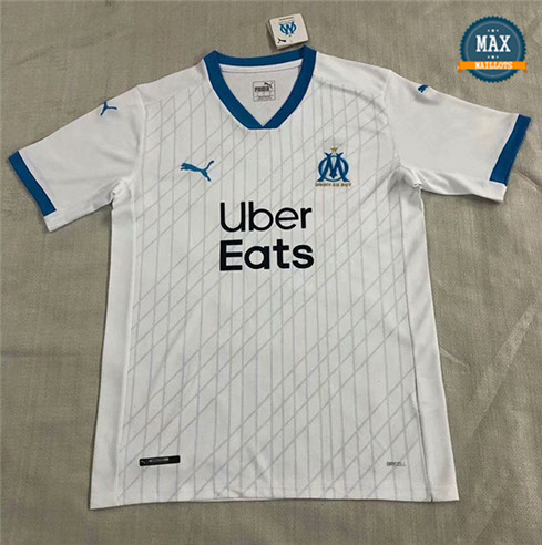 Max Maillot Marseille 2020/21 Blanc