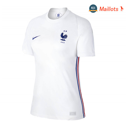 Max Maillot France Exterieur 2020/21