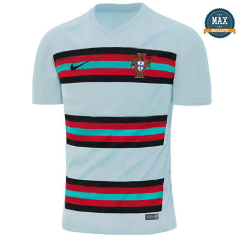 Max Maillot Portugal Exterieur EURO 2020/21