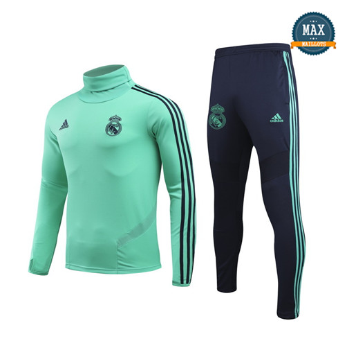Max Survetement Real Madrid 2019/20 Champions League Vert