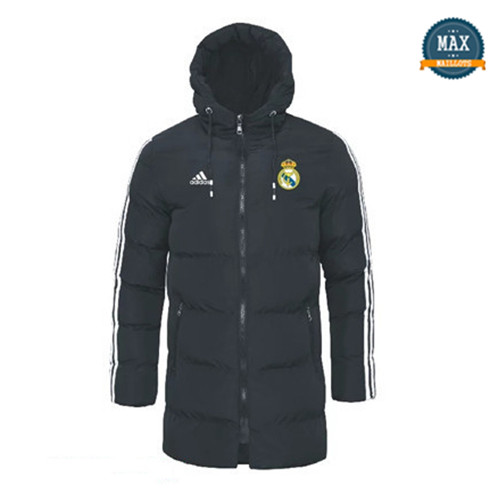 Max padded coat Real Madrid 2019/20 Noir