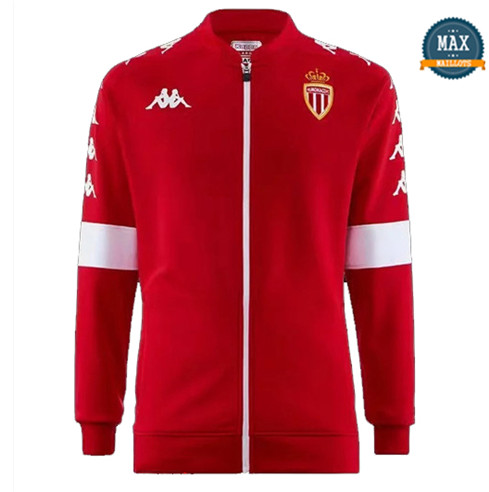 Max Veste AS Monaco 2019/20 Rouge