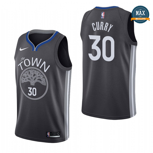 Max Stephen Curry, Golden State Warriors 2019/20 - City Edition