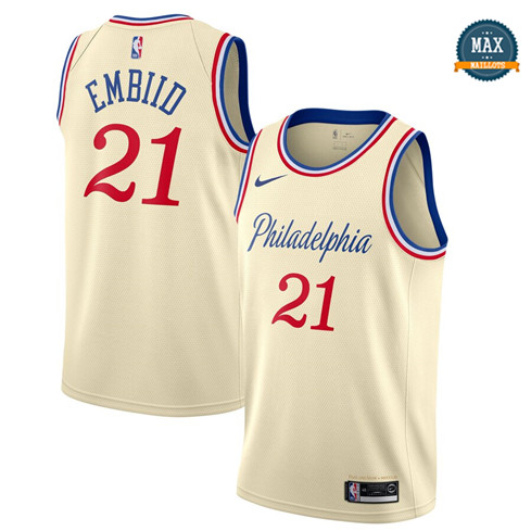 Max Joel Embiid, Philadelphia 76ers 2019/20 - City Edition