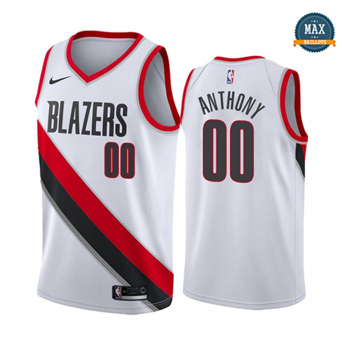 Max Carmelo Anthony, Portland Trail Blazers - Association