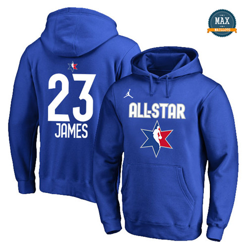 Max Sweat à capuche All-Star 2020 - LeBron James