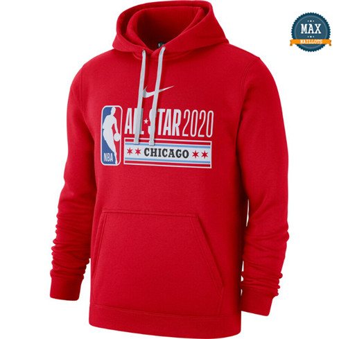 Sweat à capuche Chicago All-Star 2020