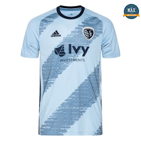Max Maillot Kansas City Domicile 2020/21