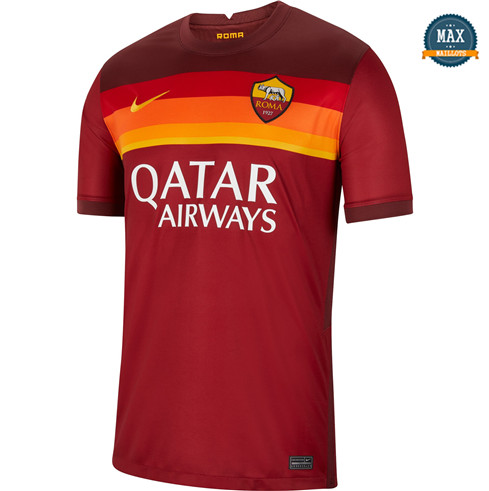 Max Maillots AS Rome Domicile 2020/21 fiable