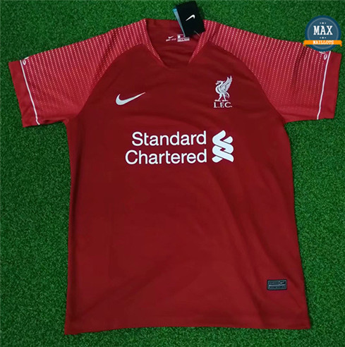 Max Maillots Liverpool Rouge 2020/21 fiable