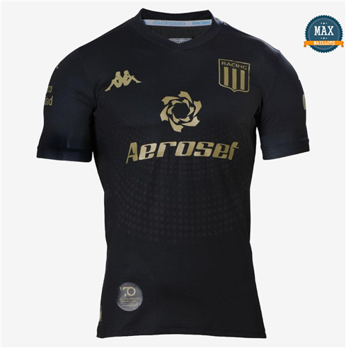 Max Maillots Racing Club Exterieur 2020/21 pas cher