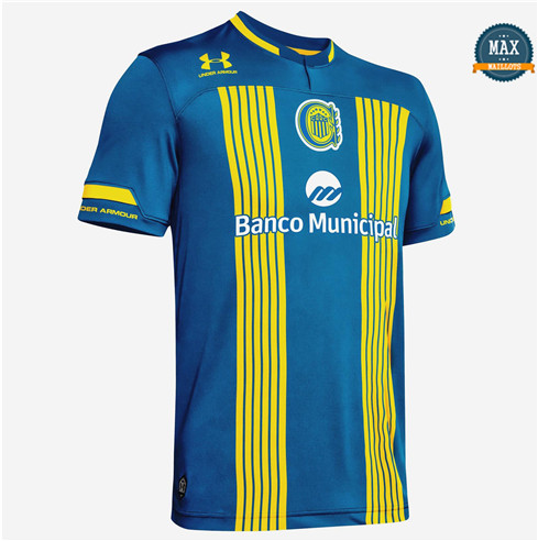 Max Maillots Rosario Central Domicile 2020/21 fiable