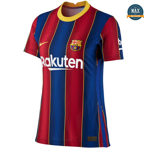 Max Maillots Barcelone Femme Domicile 2020