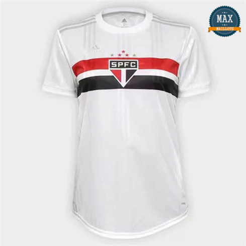 Max Maillots São Paulo Femme Domicile 2020