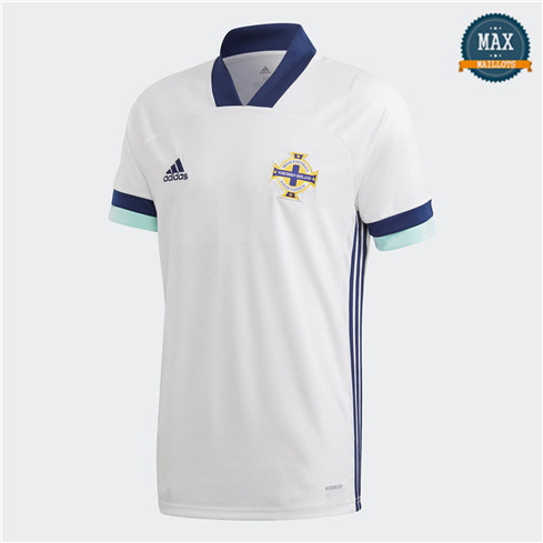 Max Maillots Irlande du Nord Exterieur 2020