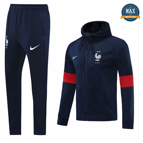 Max Veste Survetement France 2020 hoodie