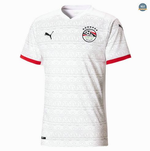 Max Maillots Egypte Exterieur 2020