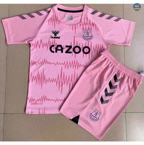 Max Maillot Everton Enfant Gardien de But 2020