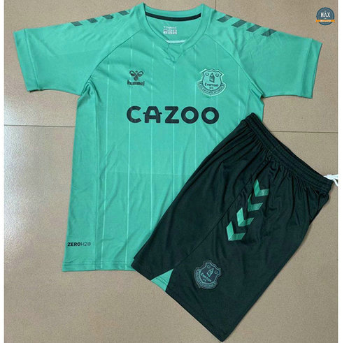 Max Maillots Everton Enfant Third 2020