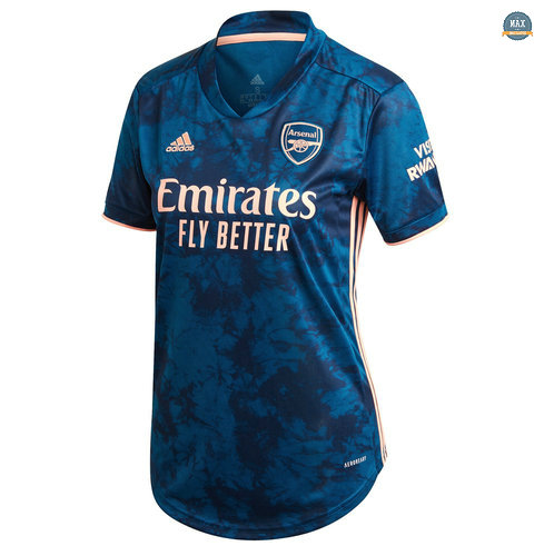 Max Maillots Arsenal Femme Third 2020