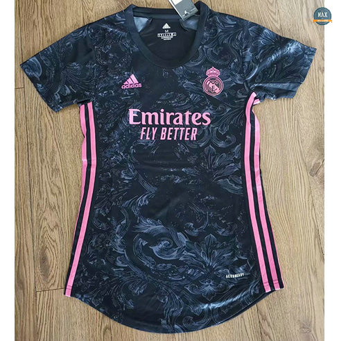 Max Maillot Real Madrid Femme Exterieur 2020
