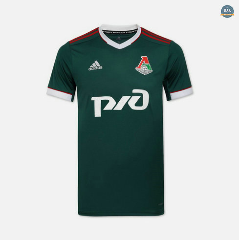 Max Maillot Lokomotiv Moscow Domicile 2020