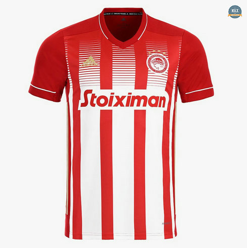 Max Maillot Olympiakos Domicile 2020