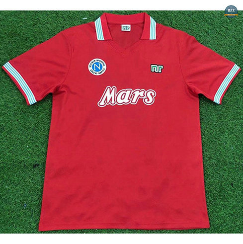Max Maillots Retro 1988-89 Naples Third