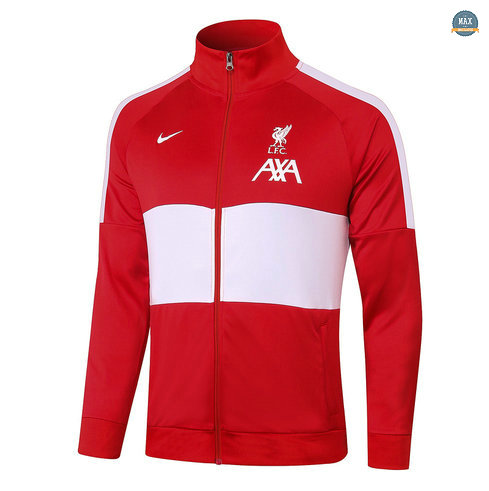MaxVeste Liverpool 2020 Rouge/Blanc