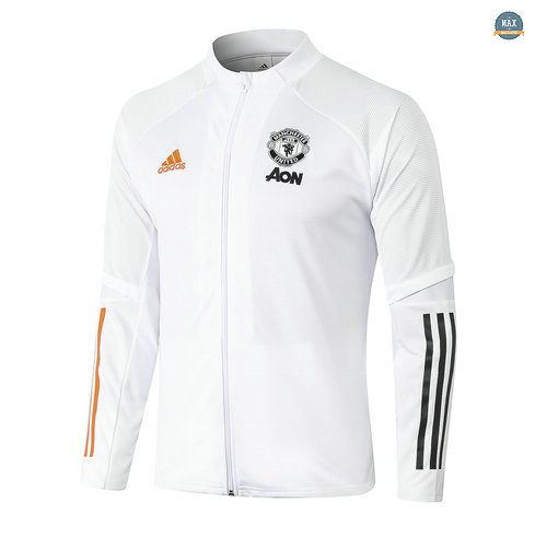 MaxVeste Manchester United 2020 Blanc