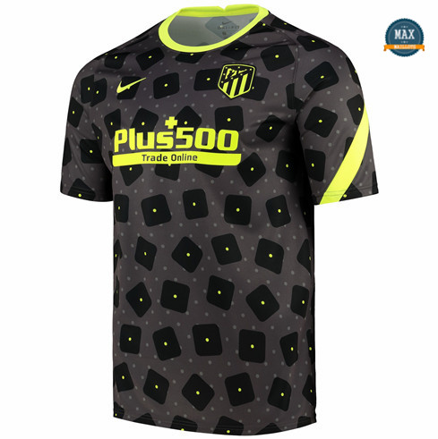 Max Maillot Atletico Madrid training Noir 2020/21