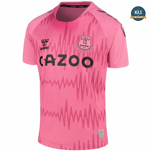 Max Maillots Everton Rose 2020/21