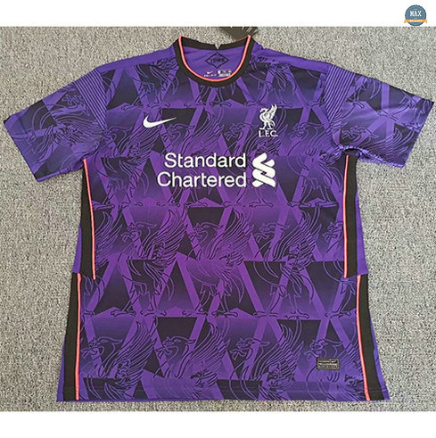 Max Maillot Liverpool Special edition Violet 2020/21