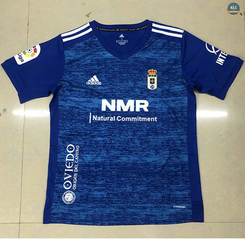Max Maillot Real Oviedo Domicile 2020/21