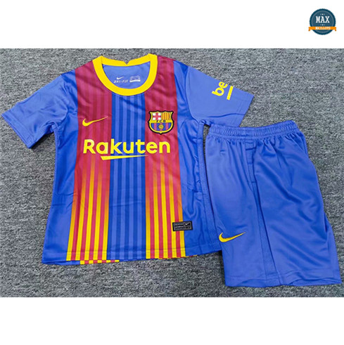Max Maillot Barcelone Enfant Third 2020/21