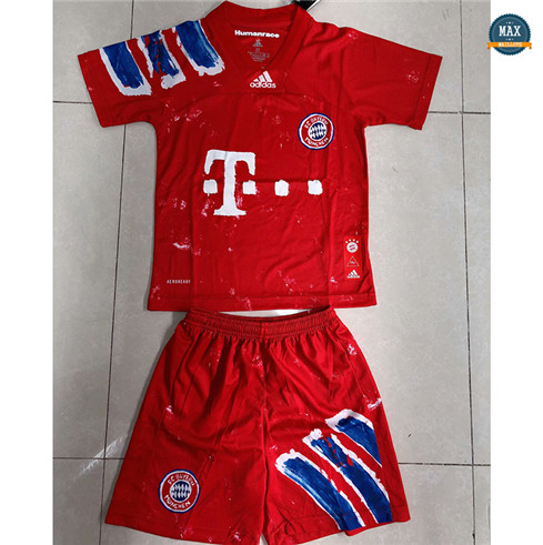 Max Maillots Bayern Munich Enfant édition conjointe 2020/21